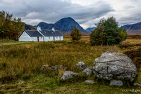 Blackrock Cottage near the Corries Ski Resort, Rannoch Moor